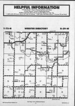 Map Image 001, Madison County 1987